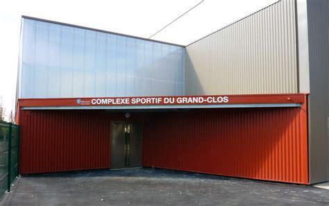 salle des ventes montargis bourgueil rouleau architectes gymnase du grand clos salle de gymnastique femina