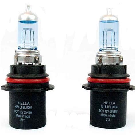 hb  hella high performance xenon blue bulb
