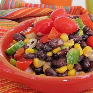 Rezepte Mit Schwarzen Johannisbeeren : salat mit schwarzen bohnen und mais rezept alle rezepte ~ Lizthompson.info Haus und Dekorationen
