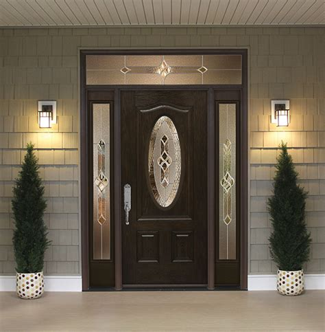 front doors with sidelights front doors with sidelights and transoms feldco
