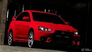 Mitsubishi Lancer Evolution X : mitsubishi lancer evo x for gta san andreas ~ Medecine-chirurgie-esthetiques.com Avis de Voitures