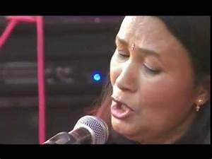 Kunti Moktan performing Narayan Gopal's song Timilai ...