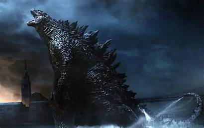Godzilla Desktop Background Wallpapers 4k Screensavers Cool