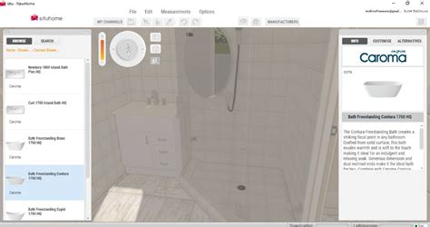 bathroom design software  windows