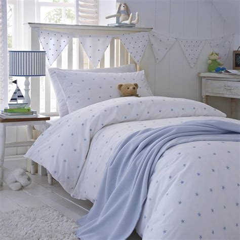 Pink Stars Organic Cotton Bedding By The Fine Cotton
