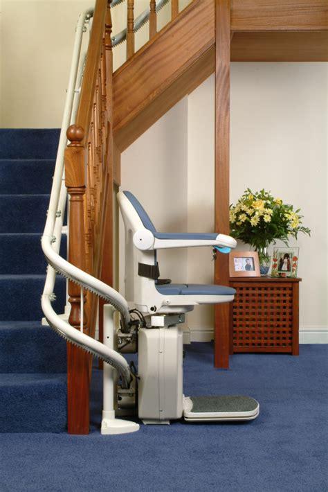 siege escalier fauteuil monte escalier courbe
