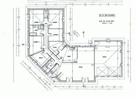 plan maison etage 3 chambres cuisine plan et description de la maison â maison a