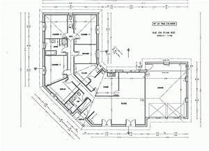 Plan Maison U : cuisine plan et description de la maison maison a ~ Dallasstarsshop.com Idées de Décoration