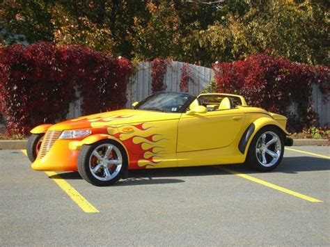 automobile air conditioning repair 2000 plymouth prowler spare parts catalogs sell used 2000 plymouth prowler convertible highly