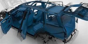 Automotive composites car interior parts production