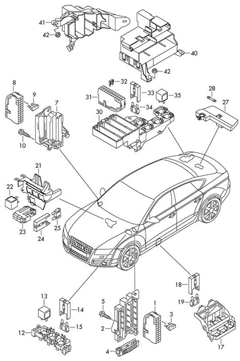 audi  fuse box location wiring library