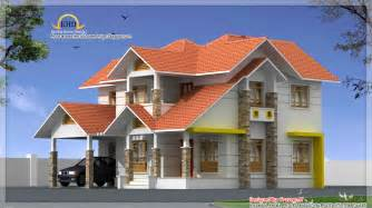 Beautiful Duplex House Plan by Beautiful Duplex House Elevation 2106 Sq Ft Kerala