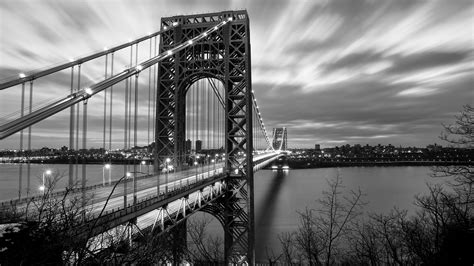 Bridge Black And White, Hd Photography, 4k Wallpapers