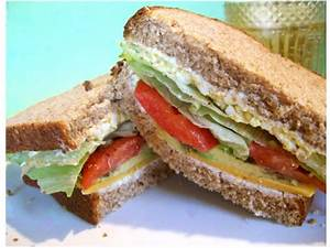 Mother Natures Healthy Sandwich Recipe - Food.com