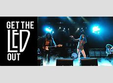 Get The Led Out Tribute Band Tickets Calendar Sep 2019