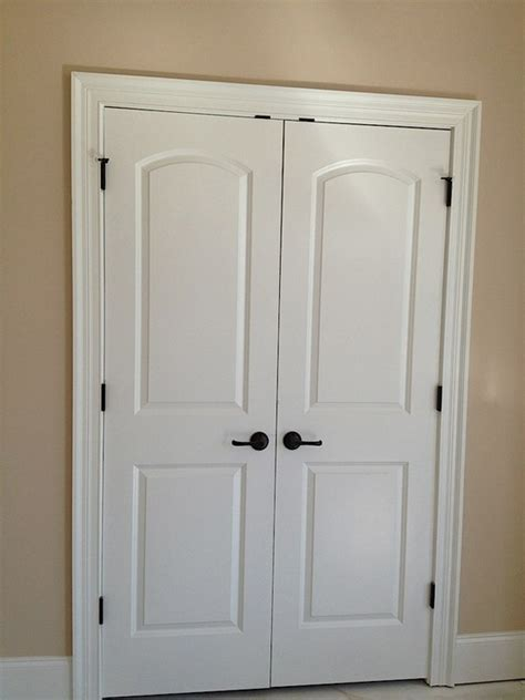 Double Closet Doors Roselawnlutheran