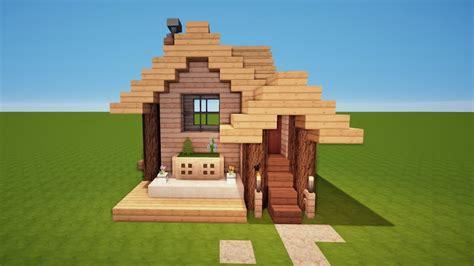 Modernes Haus Minecraft Klein by Minecraft Kleines Haus Amuda Me