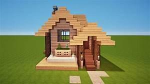 Kleines Holzhaus Bauen : kleines minecraft holzhaus bauen tutorial haus 68 youtube ~ Sanjose-hotels-ca.com Haus und Dekorationen