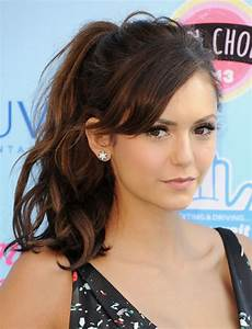 Sideswept | The Braid Diaries: Nina Dobrev's Best Plaits ...