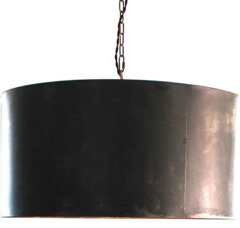 shop houzz hand  hand crafted drum pendant light