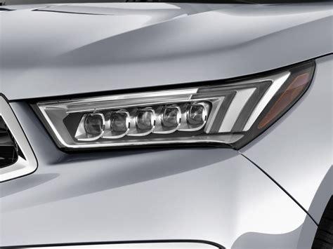 Acura Mdx Headlights by Image 2017 Acura Mdx Fwd Headlight Size 1024 X 768