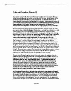 Pride and prejudice essays unique personal essay for sale pride and ...