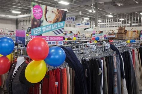 salvation army thrift stores located  peel recycling