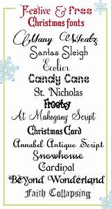 Christmas fonts to download for microsoft word