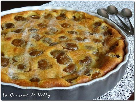 la cuisine de nelly clafoutis aux mirabelles la cuisine de nelly