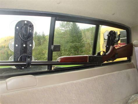 window gun rack gun rack help tacoma world