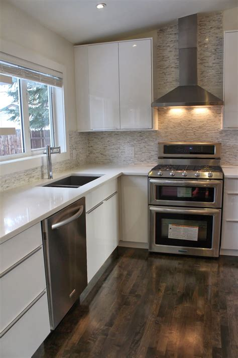 Pretty Swanky Digs Ikea Abstract Kitchen (white High Gloss. Colonial Kitchen Sink. Elkay Stainless Steel Kitchen Sink. Franke Ceramic Kitchen Sinks. Rona Kitchen Sink. Antique Kitchen Sinks. Blocked Kitchen Sink Drain. Everything But The Kitchen Sink Website. B And Q Kitchen Sinks