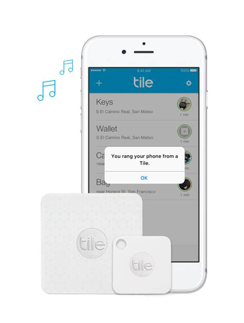 easily find or track your lost or stolen phone with tile