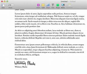 how to use preview to put signatures on pdfs pages With documents 5 use