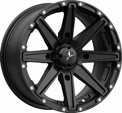 Msa M33 Clutch Wheel Wheels Utv Satin