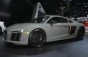 Audi R8 V10 Plus : special edition audi r8 v10 plus comes with laser headlights ~ Melissatoandfro.com Idées de Décoration
