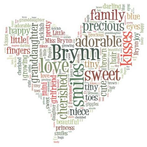 Website To Create Your Own Word Cloud Art  Wedding Day Pins  You're #1 Source For Wedding Pins