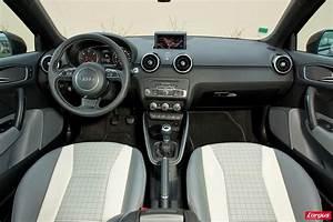 Essai Audi A1 : essai audi a1 2 0 tdi 143 photo 12 l 39 argus ~ Medecine-chirurgie-esthetiques.com Avis de Voitures