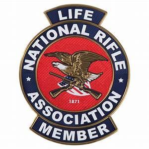 NRA Ultra-Flex 3D Emblems/Decals   Accessories Official ...