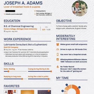 Viral Resume Airbnb by Your Resume Askmen