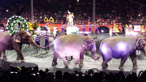 The Ringling Bros and Barnum & Bailey Circus 2014 Part 6 ...