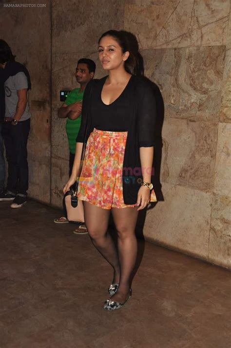 Huma Qureshi At D Day Special Screening In Lightbox