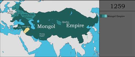 map   day  year   mongol empire