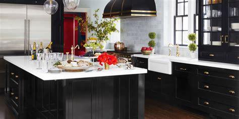 island for kitchen for η μαύρη κουζίνα είναι το νέο trend cool home 7590