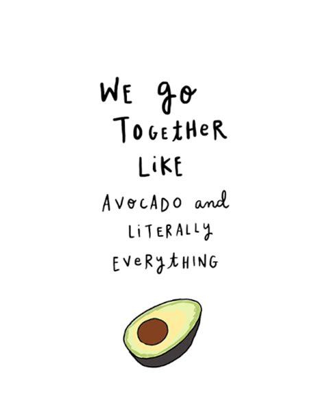 lets start   obvious avocado  delicious
