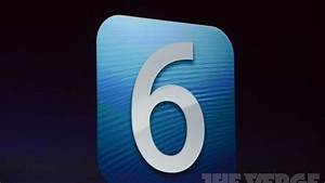 ios 6 everything you need to know the verge With new in ios 6 everything you need to know