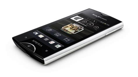 xperia ray white sideview android smartphone