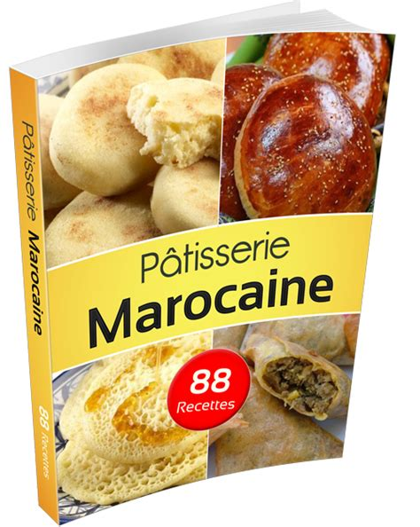 livre cuisine marocaine livre recettes de pâtisserie marocaine
