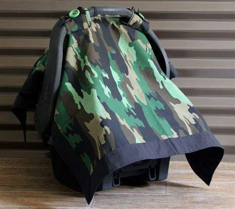 carseat canopy cover carseat canopy car seat cover camo for baby boy