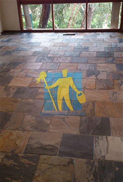 Sealing Slate Tiles   Brisbane Tile Restoration