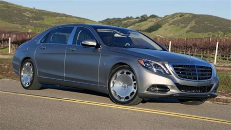 2015 Mercedes Maybach S600 Price, Specs, Review